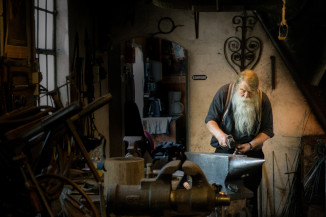 The History of Blacksmithing